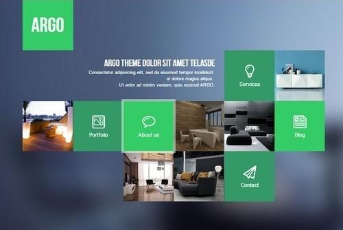 Argo-Flat-Design-Theme