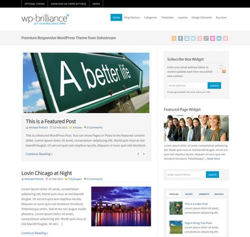 Brilliance-Blog-Theme