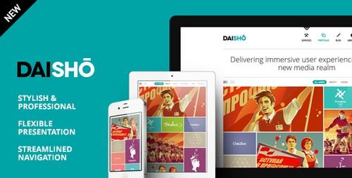 Daisho-Flexible-WordPress-Portfolio-Theme