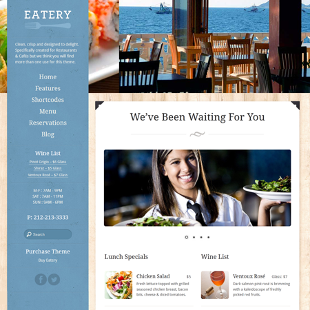 Eatery-Restaurant-WordPress-Theme