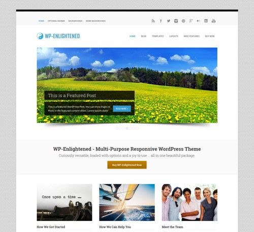 Enlightened-Multi-Purpose-WordPress-Theme