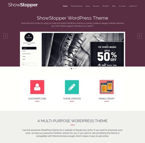 Multipurpose-WordPress-Template