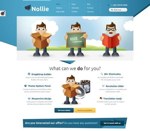 Nollie-Premium-WordPress-Theme