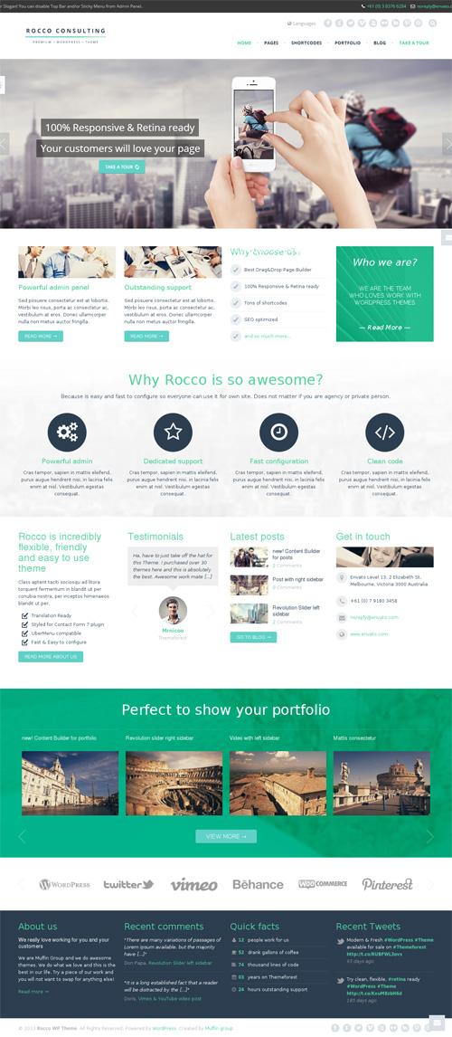 Rocco-Flat-Premium-WordPress-Theme