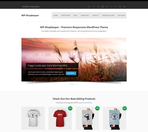 Shopkeeper-eCommerce-Theme