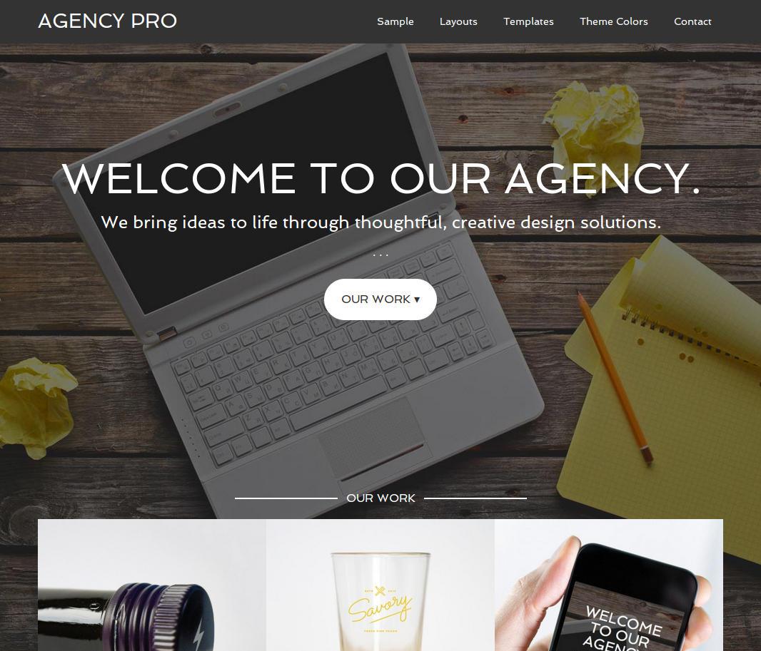 StudioPress-Agency-Pro