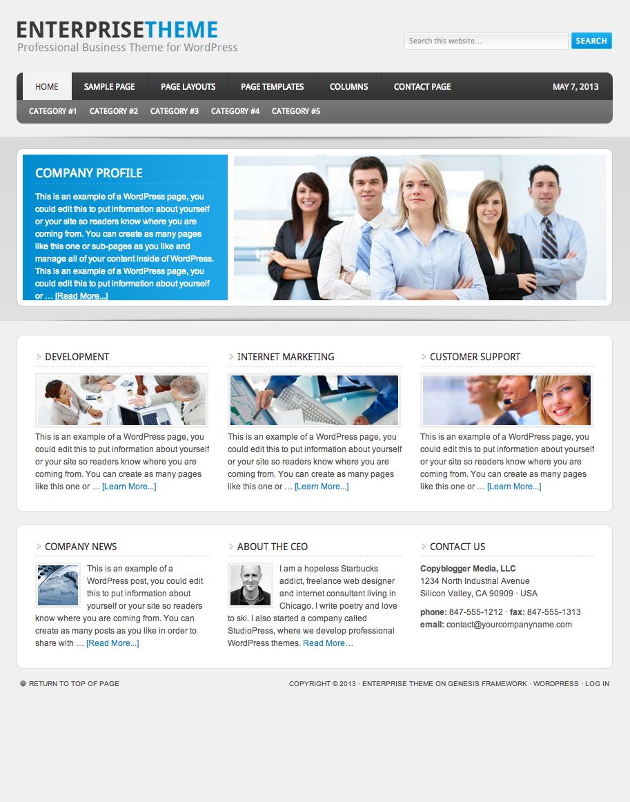 StudioPress-Enterprise