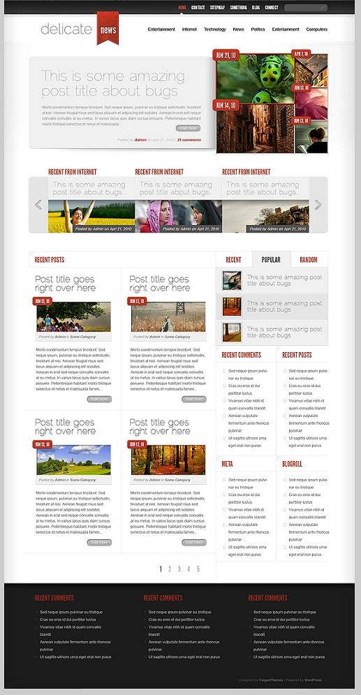 delicate-news-wordpress-theme