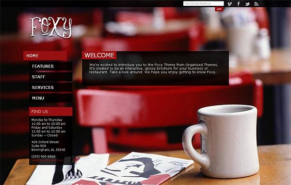 foxy-wordpress-theme