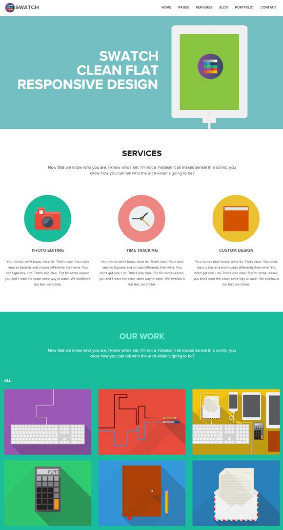 swatch-flat-responsive-multipurpose-wordpress-theme