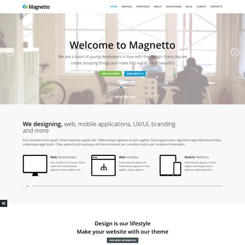 Magnetto-One-Page-Template