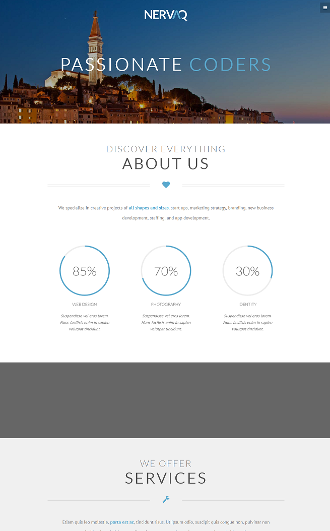 Nervaq-Responsive-One-Page-WordPress-Theme