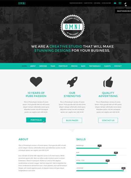 Omni-Onepage-Multipage-WordPress