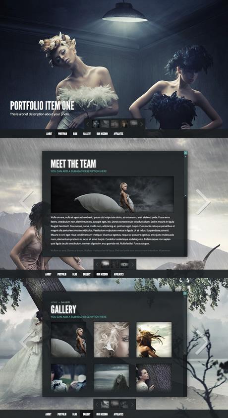 gleam-wordpress-theme
