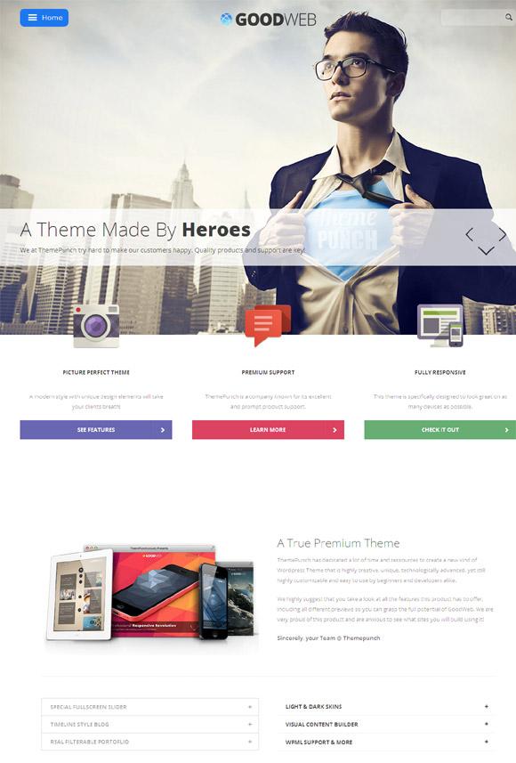 goodweb-one-multi-page-wordpress-theme