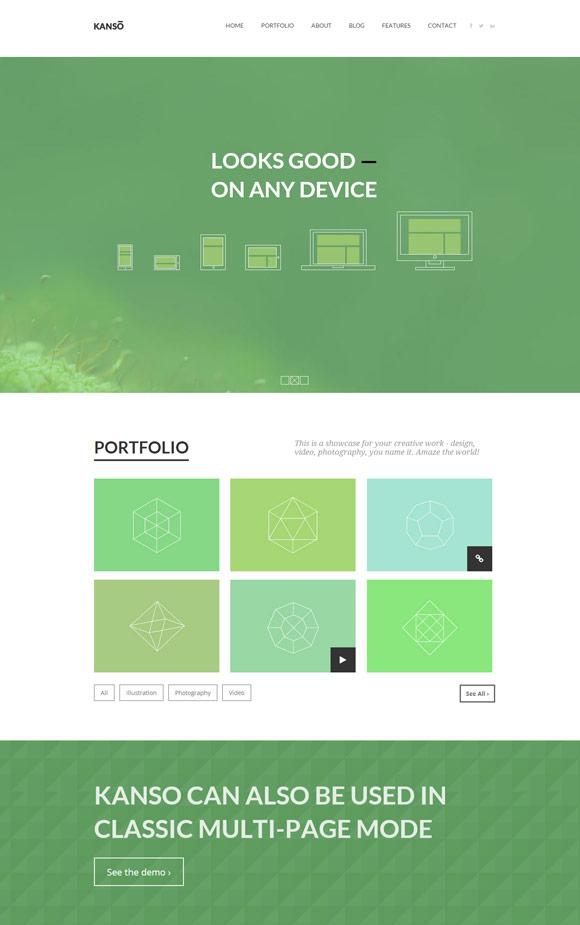 kanso-clean-one-page-parallax-wordpress-theme