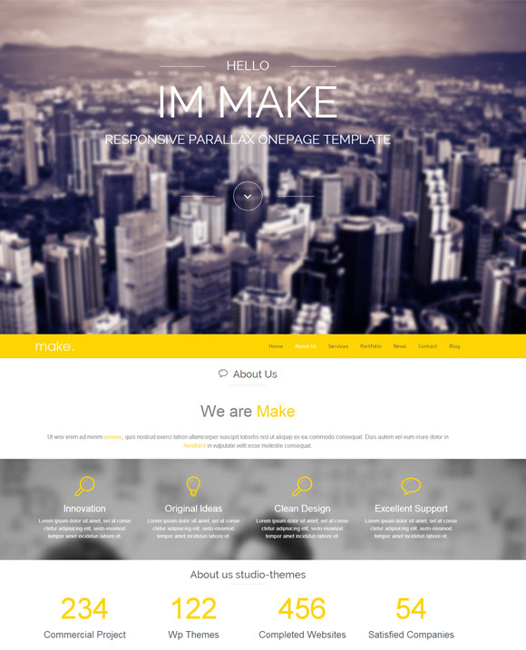make-responsive-parallax-onepage-wordpress-theme