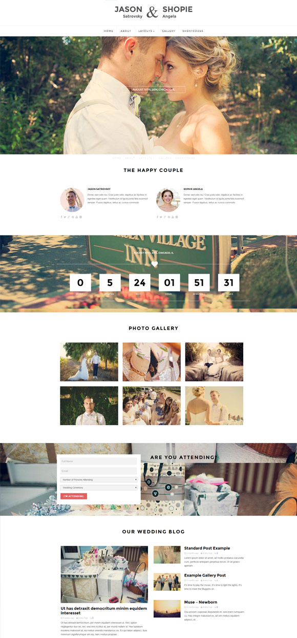 qaween-responsive-wordpress-wedding-theme