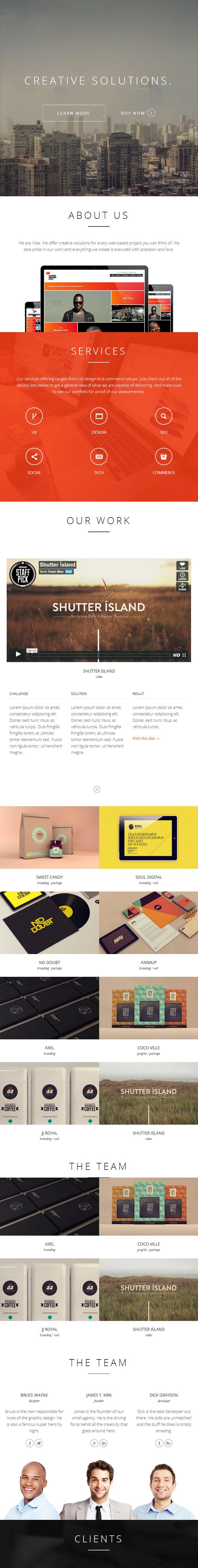 visia-wordpress-responsive-theme