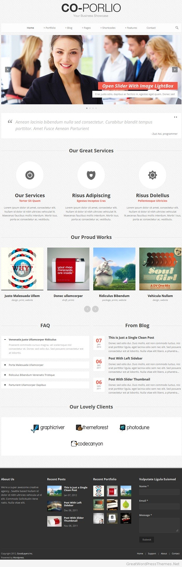 Co-Porlio-Wordpress-Theme