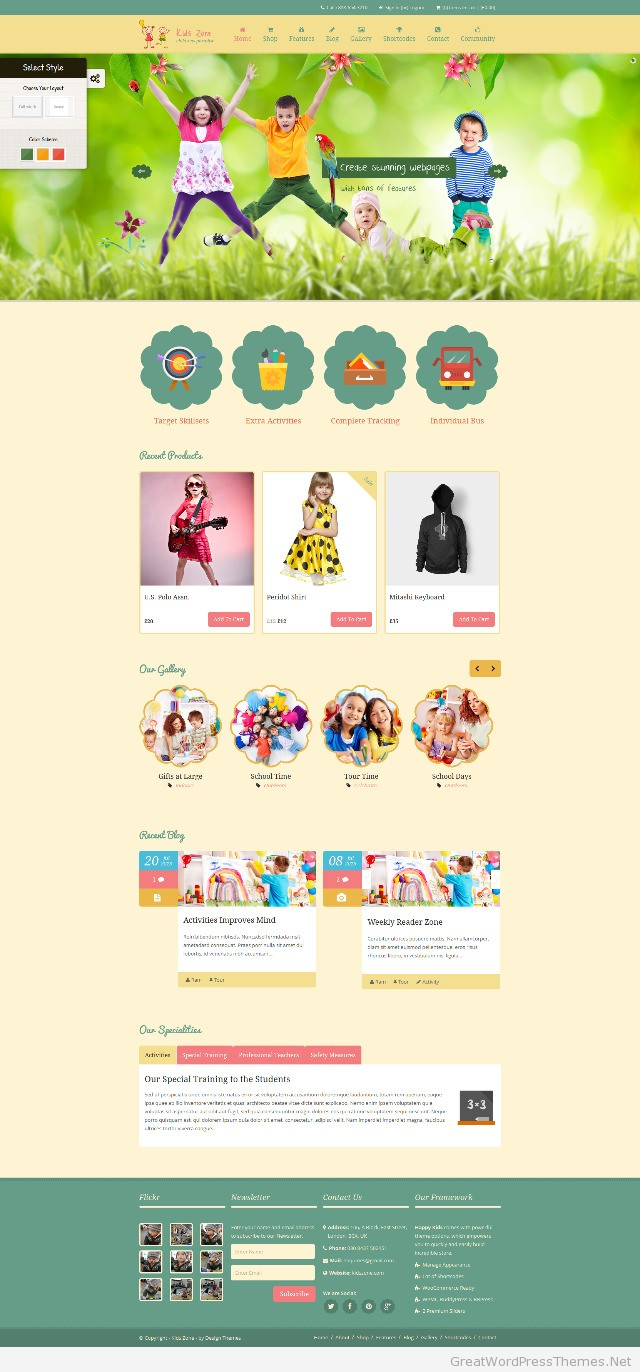 KidsZone-WordPress-Theme-ECommerce-MultiPurpose
