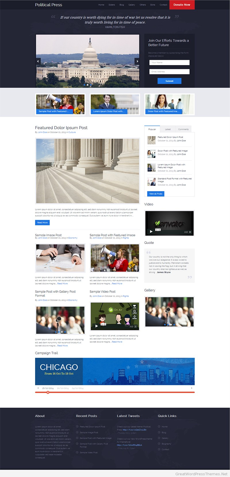 Political_Press_homepage
