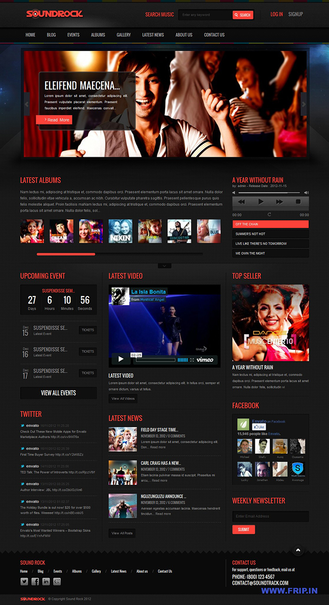 Sound-Rock-Music-Band-Wordpress-Theme