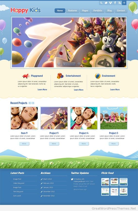 happy-kids-wordpress-theme