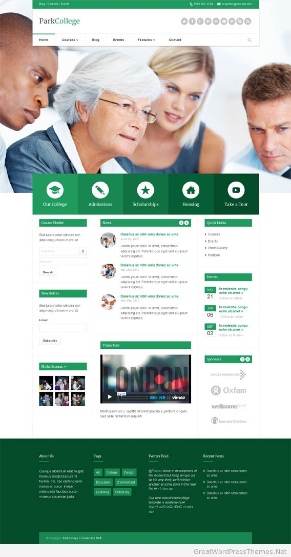 parkcollege-education-responsive-wp-theme