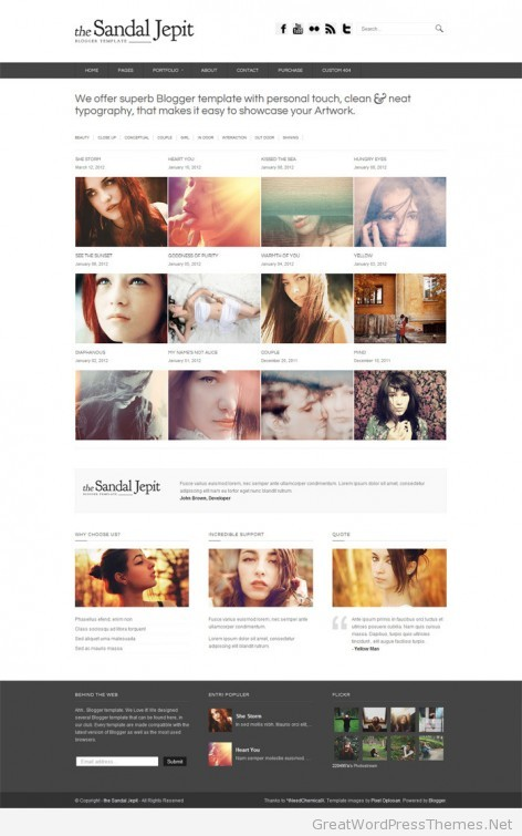 the-sandal-jepit-blogger-template