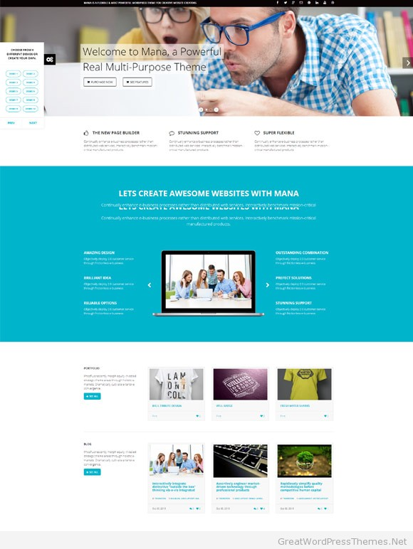 Mana-Responsive-Multi-Purpose-Theme