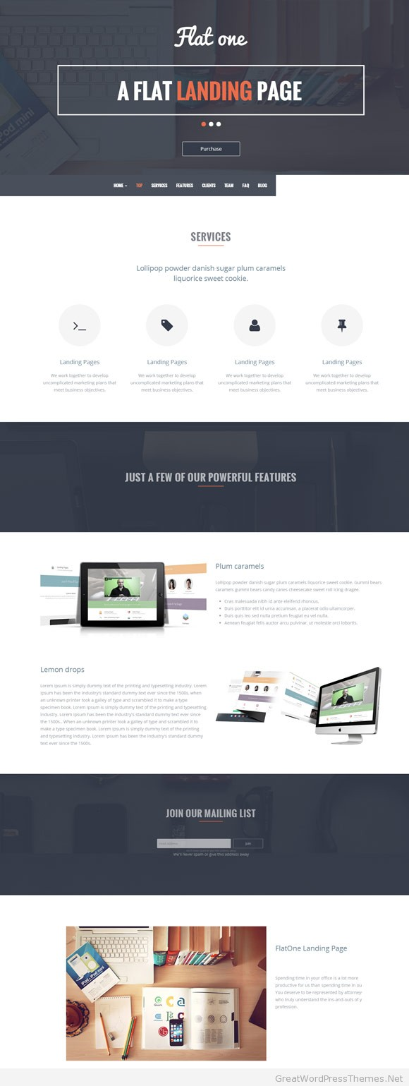 flatone-sales-and-marketing-landing-page-wordpress-theme