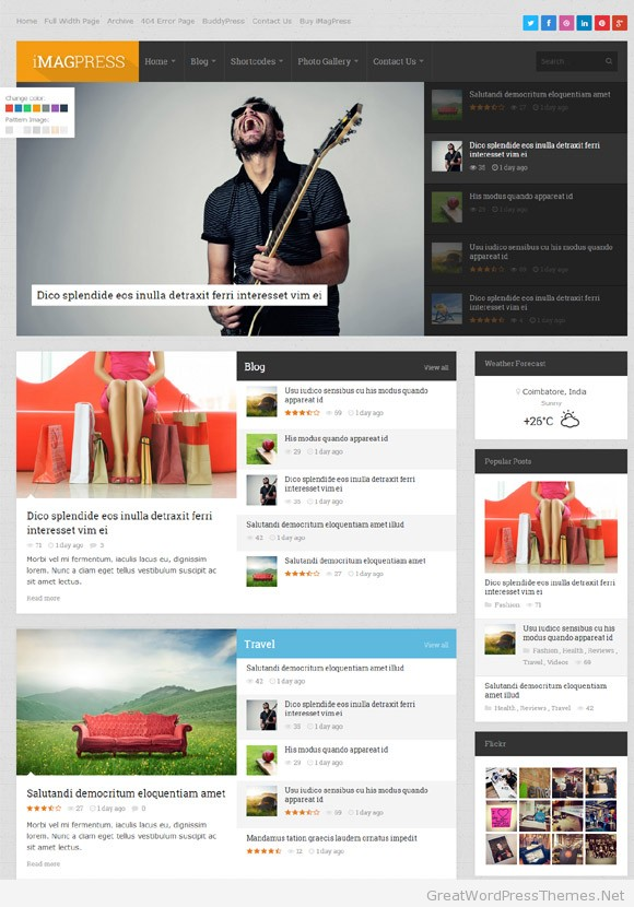 imagpress-flat-magazine-theme