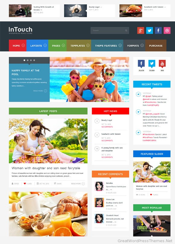 intouch-theme