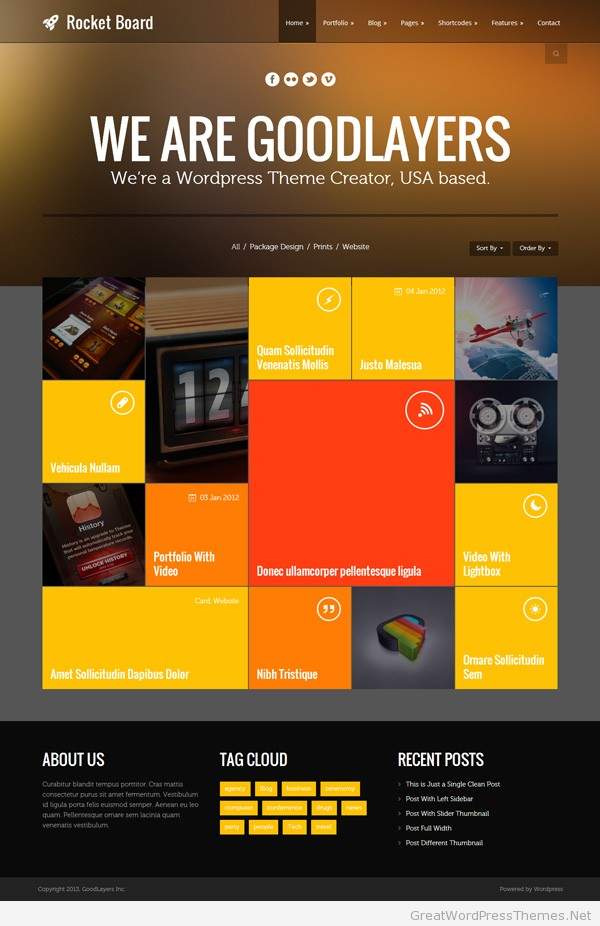 rocket-board-wordpress-theme
