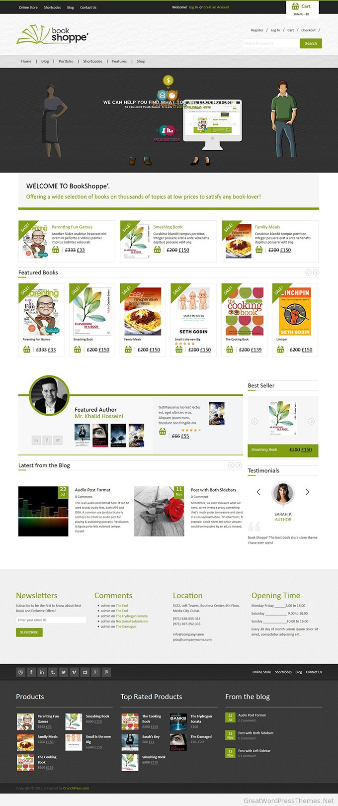 15 Best Selling Digital Products Themes Of Wordpress 2018greatwpthemes