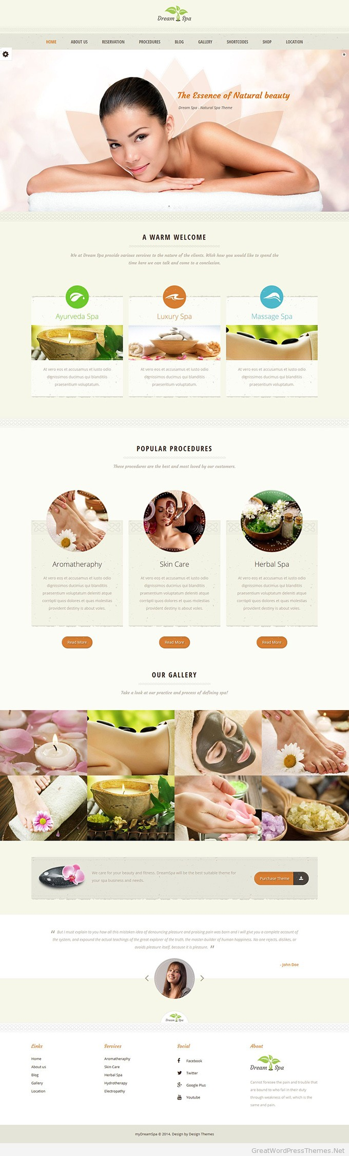 Dream-Spa-WordPress-theme