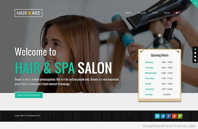 Hair-Salon-Woprdpress-Theme