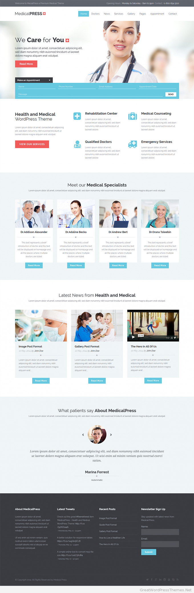 medicalpress-theme