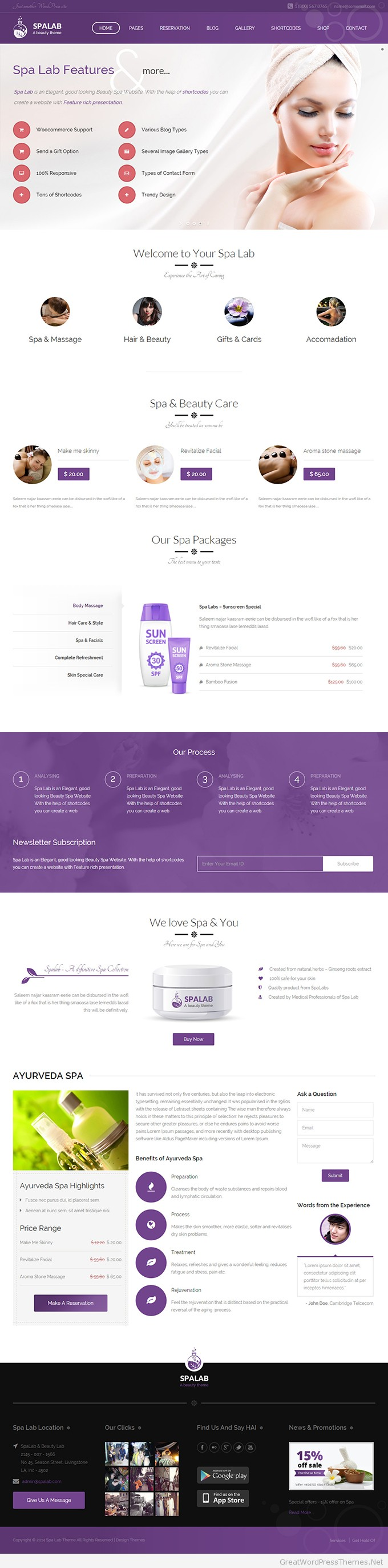 spa-lab-responsive-wordpress-themes