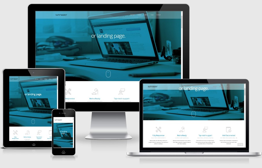 Myway-Responsive-Bootstrap-WordPress-Theme