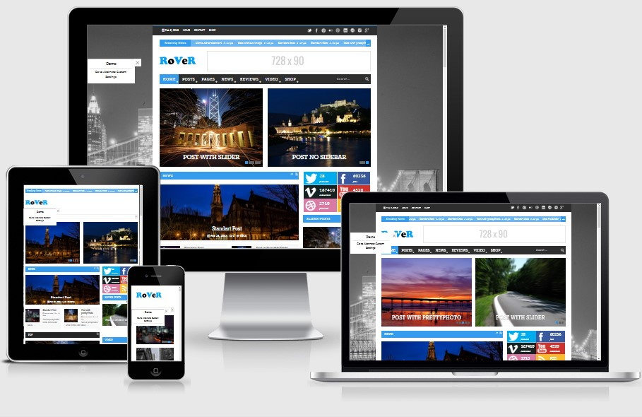 RoVeR-Responsive-Bootstrap-WordPress-Themes