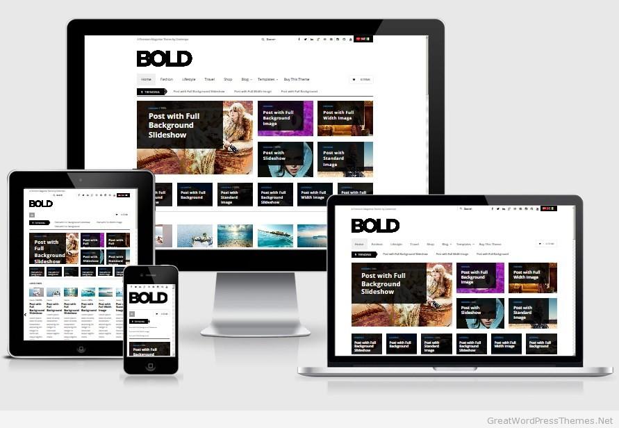WP-Bold-theme