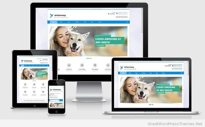 inHarmony-Business-responsive-WordPress-Theme