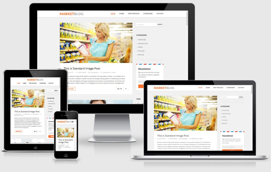 MarketBlog-theme
