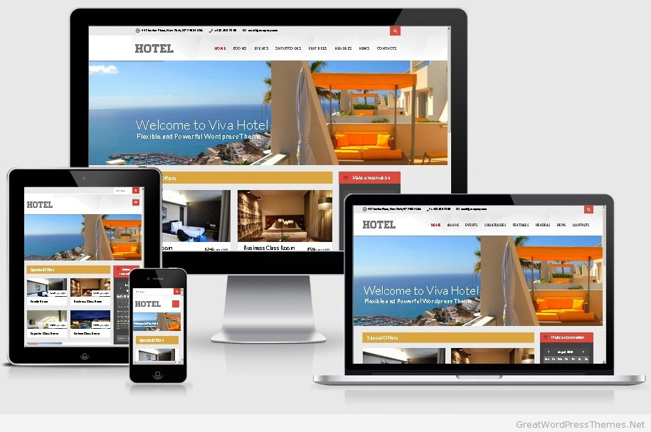 Viva-hotel-theme