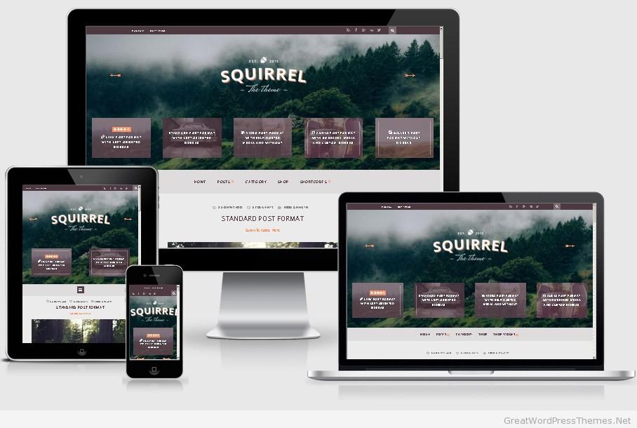 squirrel-theme