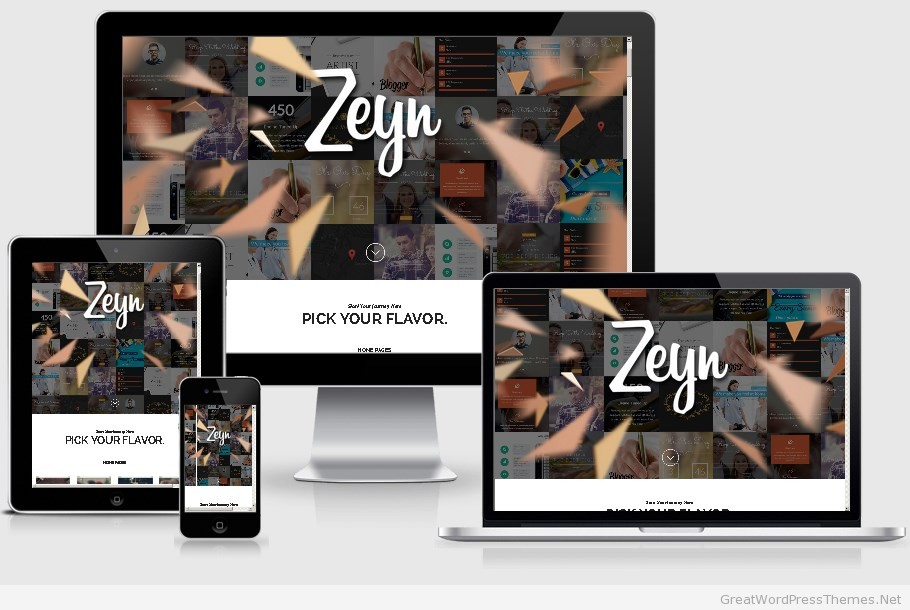 Zeyn-theme