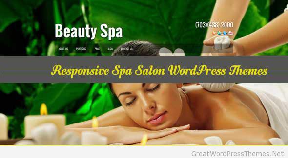 responsive-spa-salon-wordpress-themes