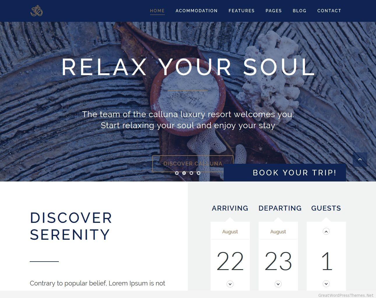 Calluna-A-WordPress-Theme